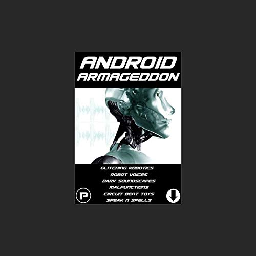 Android Armageddon - Robot Voices & Vocals, Robotic Sounds Pack DVD non BOX