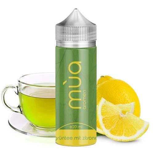 Mùa groene thee met citroen aroma