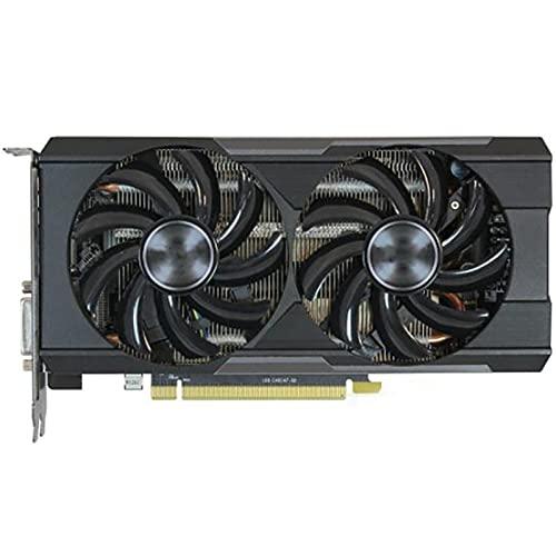 Tarjetas gráficas Fit for Sapphire R9 370 4GB 256Bit GDDR5 Tarjeta de Video AMD R9 300 Series R9370 4GB R9 370 4G Tarjetas gráficas