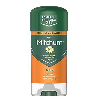 Mitchum Men Gel Antiperspirant