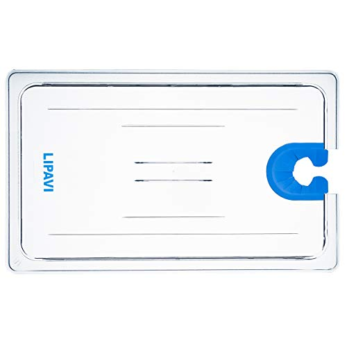 LIPAVI - Tapa universal Sous Vide para contenedor LIPAVI C20 - compatible con Anova, Joule y más
