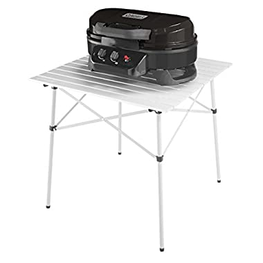 Coleman Roadtrip 225 Portable Tabletop Propane Grill, Black