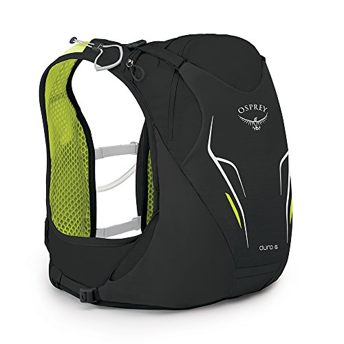 Osprey Packs Duro 6 Hydration Pack, Silver Squall, S/M, Small/Medium