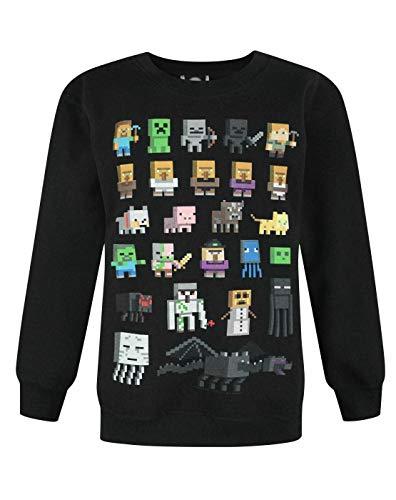 Minecraft - Sudadera oficial modelo...