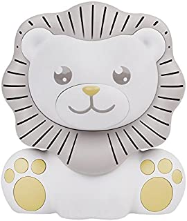 Project Nursery Lion Sound Soother and Nightlight, White