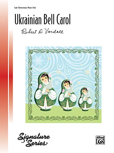 Ukrainian Bell Carol | Klavier | Sheet (Signature Series)