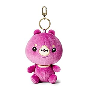 TWOTUCKGOM Collaboration with MONSTA X Sitting Plush Keyring