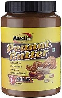 Musclife Peanut Butter (Chocolate 1kg)