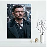 WEUEWQ Poster Stern Poster Orlando Bloom Poster Home