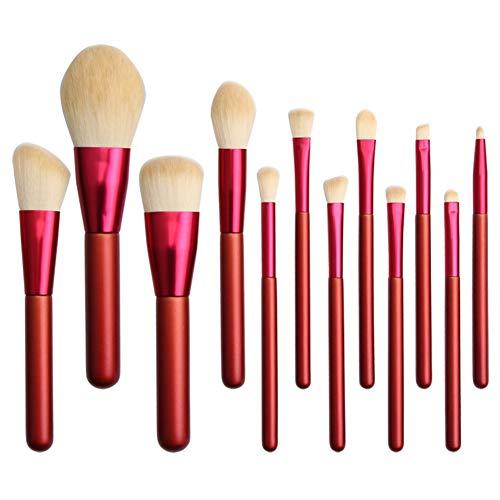 Pinceau Contour Ombre Nylon Brosse De Maquillage Professionnel Oeil Manche En Bois Outils De Beauté Artiste Maquillage