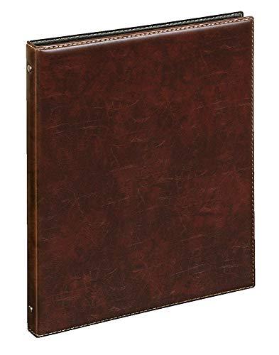 Veloflex 5140760 Ringbuch Exquisit DIN A4 4- Rund- Ring- Mechanik, 15 mm breit