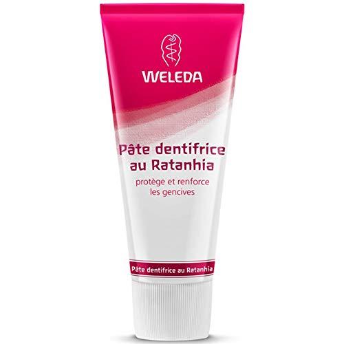 WELEDA Pasta Dentífrica de Ratania (1x 75 ml)