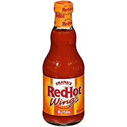 Frank's RedHot Buffalo Wing Sauce, 12 Oz
