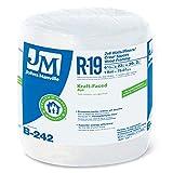 JOHNS MANVILLE INTL 90003720 Series R19 23'x39' Kraft Roll