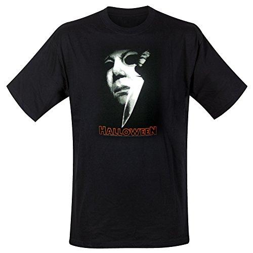 Camiseta Halloween Motivo: Mask Logo