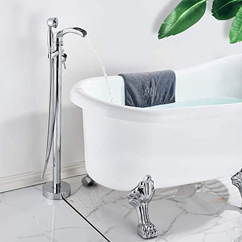 Saeuwtowy de Salle de Bain Robinet de baignoire...