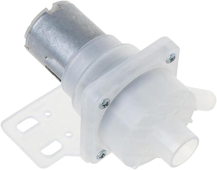 QYANGSHAN DC 8-12V Micro Water Suction Pump Dispenser Electric Open Bottle Kettle Pumping Motor Pumps Left Export