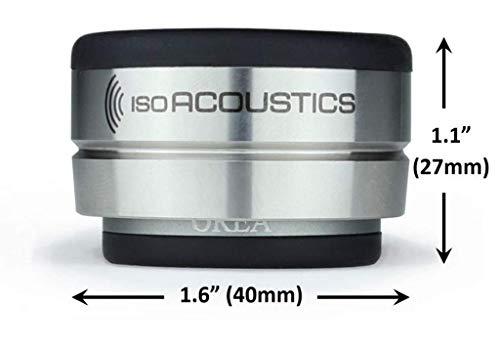 IsoAcustics OREA Graphite versterker of platenspeler