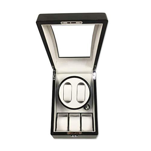 DFJU Watch Winder Watch Winder Boxen Watch Mechanical Watch Automatischer Wickeltisch Watch Box Aufbewahrungsbox Watch Winder (Farbe: A) Uhr