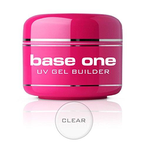 Silcare Base One Gel UV transparente de 50g