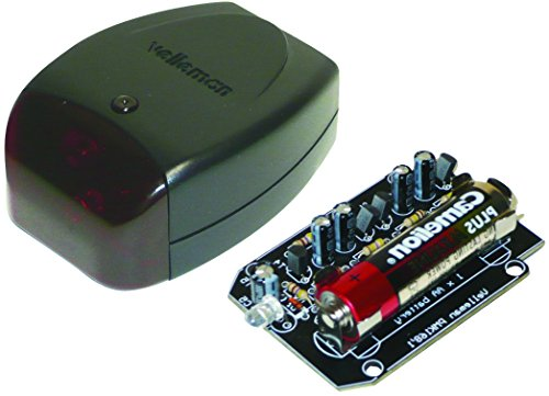Velleman Minikits Sensor de Alarma Simulador