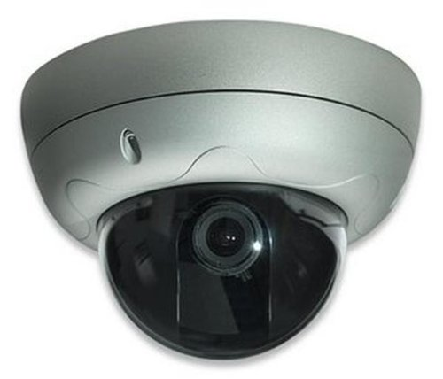Pro Serie Netzwerk Kuppel-Kamera, Vandalismusgeschützt, MPEG4 + Motion-JPEG Dual Modus, CCD, PAL Vandalismusgeschützt, MPEG4 + Motion-JPEG Dual Modus, CCD, PAL