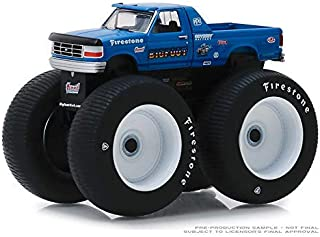 GreenLight 1/64 Kings of Crunch Series 4 - Bigfoot #5-1996 Ford F-250 Monster Truck 49040E