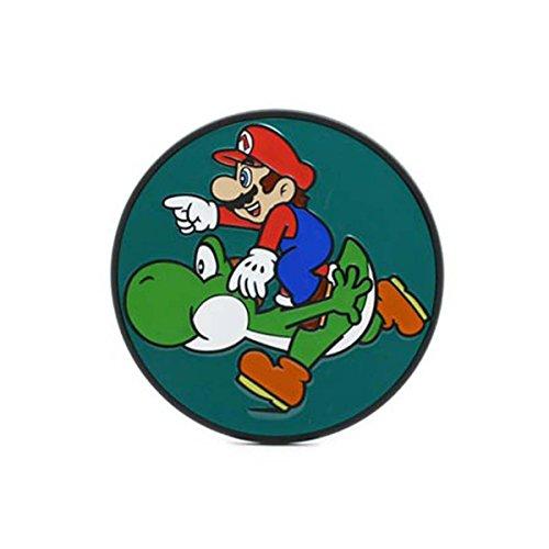 Boucle de ceinture Nintendo Mario sur Yoshi