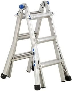 werner 10 ft a frame ladder