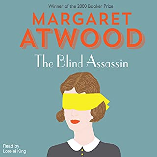 The Blind Assassin                    Written by:                                                                                                                                 Margaret Atwood                               Narrated by:                                                                                                                                 Margot Dionne                      Length: 18 hrs and 26 mins     53 ratings     Overall 4.2
