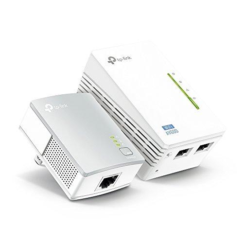 TP-Link AV600 Powerline WiFi Extender
