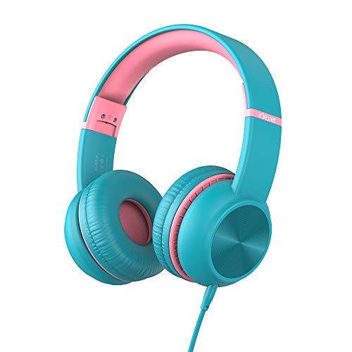 iClever Cuffie HS17 green and pink
