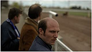 4:44 Last Day on Earth 8x10 Photo Three Men at Horse Track kn