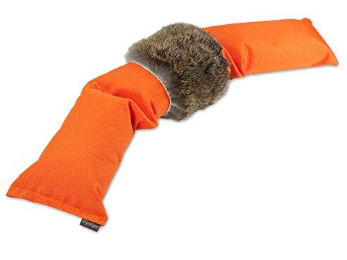 Mystique 3-teiliges Dummy orange, Gewicht: 2,5 kg mit Fell