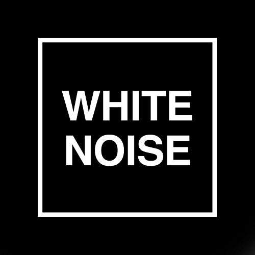 Garden Strimmer White Noise