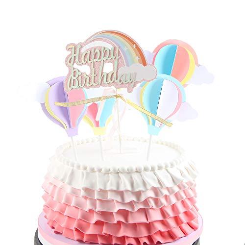 hot air balloon birthday - 6