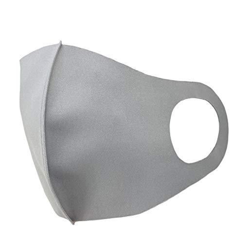 冷感マスク 蒸れない 夏用 布素材 イッツクールマスク 3枚 個包装 ひんやり 涼感 涼しい 冷感