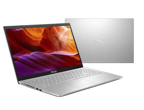 "Portátil ASUS PORTATIL X509JA-BR206,I5-1035G1,8GB,512 SSDGB,15,6"" HD,VGA Shared,NO ODD,SIN SO,2 Celdas"