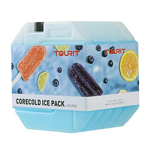 Tourit - Petits pains de glace design pour Lunch Bag