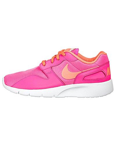 Nike , Chaussures d'athlétisme pour Fille - Multicolore - Rosa/Naranja/Blanco, 3 5 EU