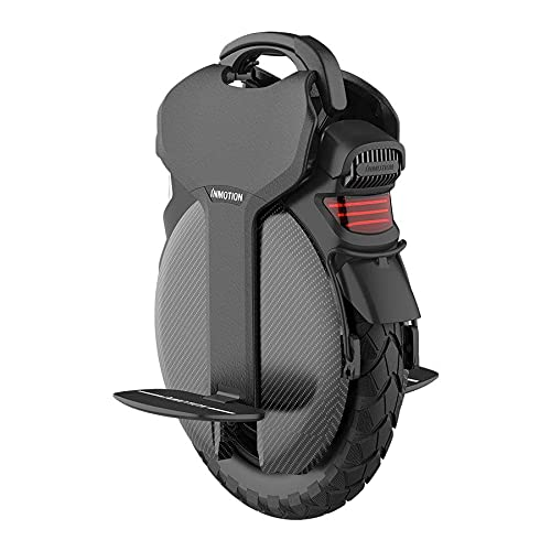 InMotion V11 Electric Unicycle 31 mph 75 Miles Mileage with Built-in Adjustable Suspension Safe and...