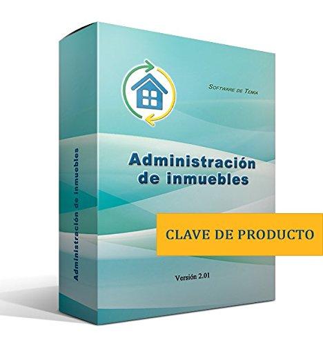 Administración de inmuebles[clave de producto, sin disco]