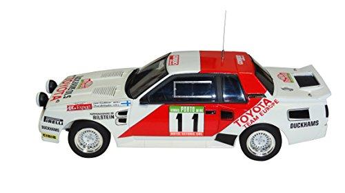 TOYOTA ta64Celica 1984Portugal Rally 1: 24Model Kit Kit beemax Aoshima 103142