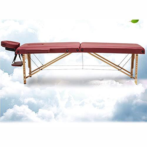 MASODHDFX 185cm*60cm bed+deksel+zak+U-vormig kussen+armleuning, spa tattoo schoonheid meubels draagbare opvouwbare massage bed salon massage tafel