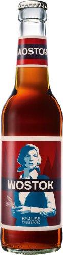 Wostok Tannenwald 12er Pack (12 mal 0,33l Flasche) inc. 0.96€ MEHRWEG Pfand