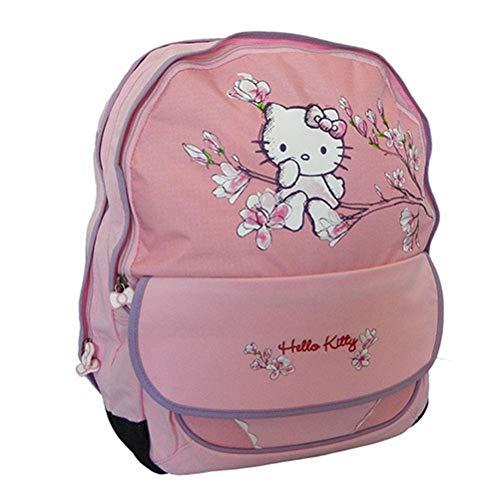 Hello Kitty Grand sac à dos Fleurs de Cerisier