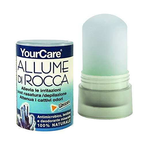 Yourcare Stick Allume Di Rocca Unisex 120G Senza Appendibile - 120 ml