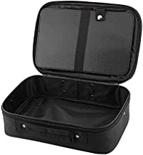 Hairdressing Tools Storage Carrying Case, Professional Multi-functional Hair Stylist Hairdresser Designer Session Bag Large Mobile Beauty Cosmetics Toiletry Organizer Holder