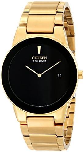 Citizen Axiom Eco-Drive Movement Men's Watch