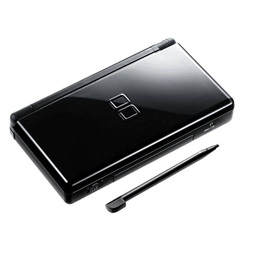 Nintendo DS Lite Console Handheld System Black (Renewed)